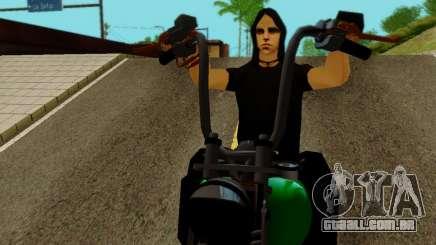 Glenn Danzig Skin para GTA San Andreas