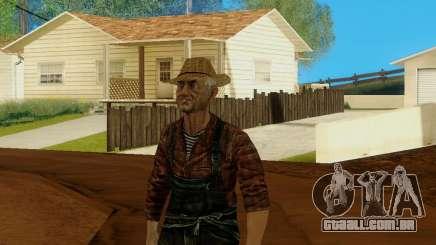 Agricultor ou alterada e completada para GTA San Andreas