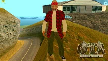 A nova textura Verdade para GTA San Andreas