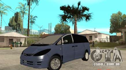 Toyota Estima KZ Edition 4wd para GTA San Andreas