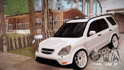 Honda CR-V Hellaflush para GTA San Andreas
