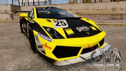 Lamborghini Gallardo LP560-4 GT3 2010 Gads para GTA 4