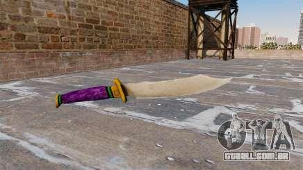 Faca-Joker- para GTA 4
