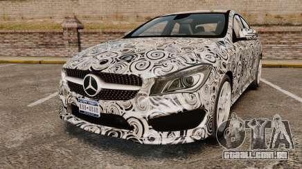 Mercedes-Benz CLA 250 2014 AMG Prototype para GTA 4