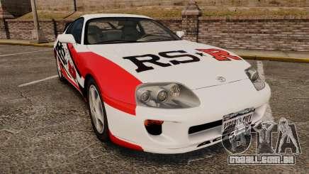 Toyota Supra MKIV 1995 RS-R para GTA 4