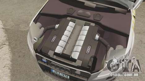 Audi Q7 FCK PLC [ELS] para GTA 4 vista interior