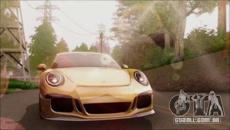 BRC ENB 2.0 para GTA San Andreas terceira tela