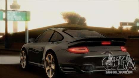 BRC ENB 2.0 para GTA San Andreas segunda tela