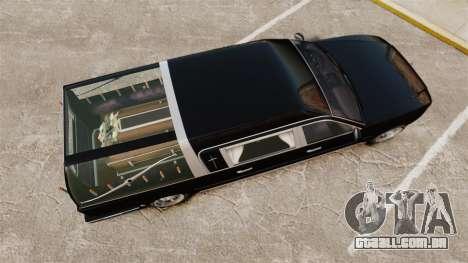 Albany Romero new wheels para GTA 4 vista direita