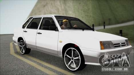 ESTES M para GTA San Andreas vista interior