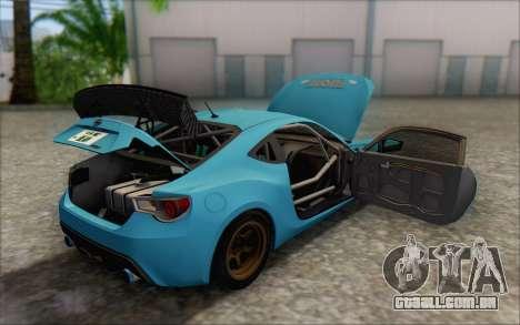 Scion FR-S 2013 Beam para o motor de GTA San Andreas