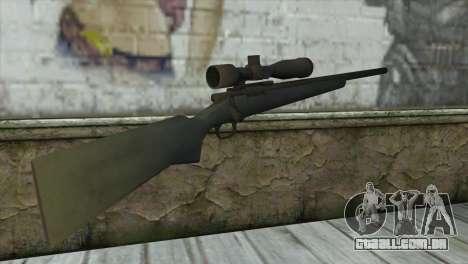 M40A1 Sniper Rifle para GTA San Andreas segunda tela