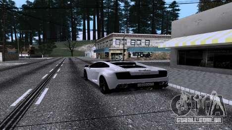 New Roads v2.0 para GTA San Andreas décima primeira imagem de tela