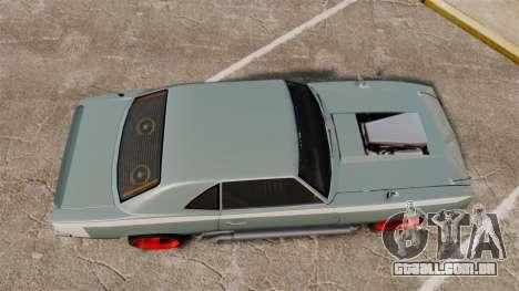 Declasse Vigero Supercharger v2.0 para GTA 4 vista direita