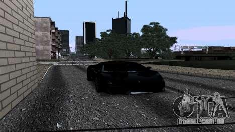 New Roads v2.0 para GTA San Andreas por diante tela