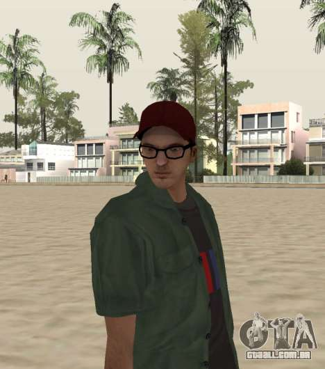 New Zero para GTA San Andreas terceira tela