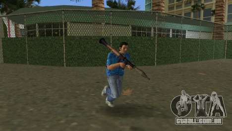 Ruskin RPG-7 para GTA Vice City segunda tela