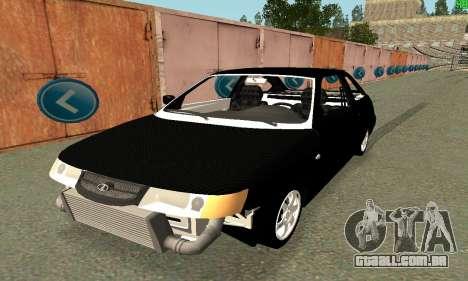VAZ-21123 TURBO-Cobra para GTA San Andreas