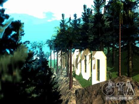 New Vinewood Realistic para GTA San Andreas terceira tela