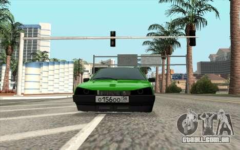 VAZ 2109 Diamante de limão para GTA San Andreas