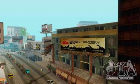 Bairro Alternativo para GTA San Andreas segunda tela