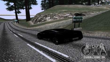 New Roads v2.0 para GTA San Andreas sexta tela