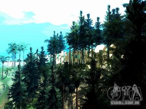 New Vinewood Realistic para GTA San Andreas segunda tela