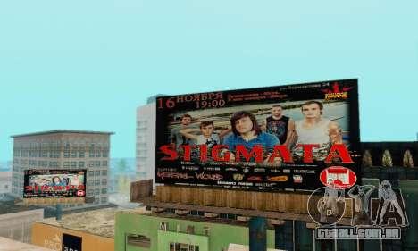 Bairro Alternativo para GTA San Andreas terceira tela