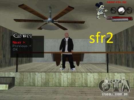 Peles Surenos 13 para GTA San Andreas segunda tela