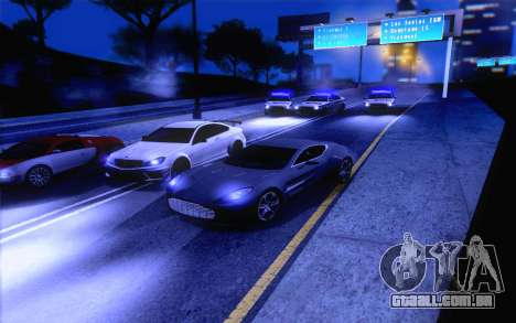 ENBS V4 para GTA San Andreas sexta tela