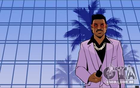Arranque telas de GTA Vice City para GTA 5