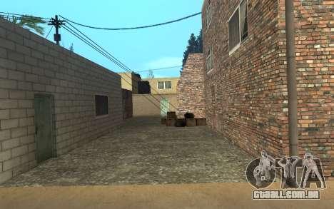 RoSA Project v1.3 Countryside para GTA San Andreas décimo tela