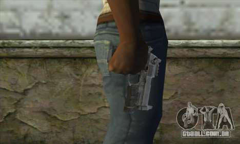 M9A1 From COD: Ghosts para GTA San Andreas terceira tela