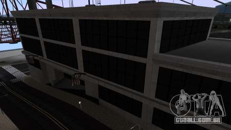 Novas texturas SFPD para GTA San Andreas terceira tela
