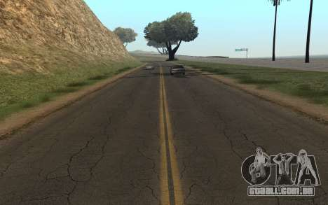 RoSA Project v1.3 Countryside para GTA San Andreas segunda tela