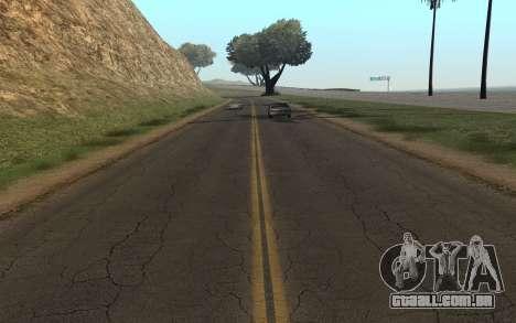 RoSA Project v1.3 Countryside para GTA San Andreas segunda tela