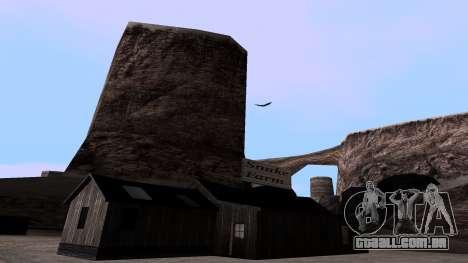 Atualizado snake farm para GTA San Andreas