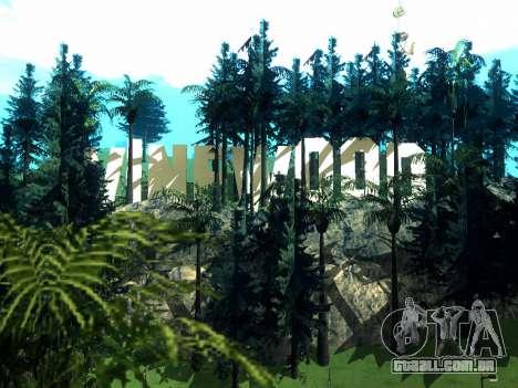 New Vinewood Realistic para GTA San Andreas