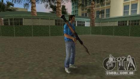Ruskin RPG-7 para GTA Vice City
