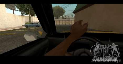 Realista assistida para GTA San Andreas segunda tela