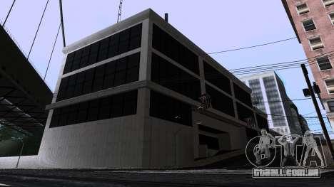 Novas texturas SFPD para GTA San Andreas segunda tela