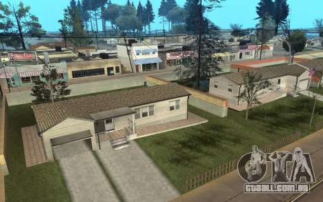 RoSA Project v1.3 Countryside para GTA San Andreas sexta tela