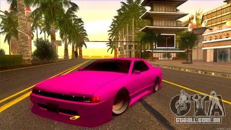 Elegy New Drifter v2.0 para GTA San Andreas