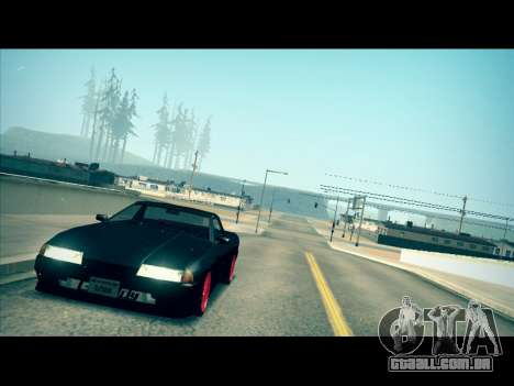 Elegy P1kachuxa Private para GTA San Andreas