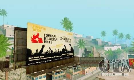 Bairro Alternativo para GTA San Andreas