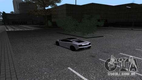 New Roads v2.0 para GTA San Andreas