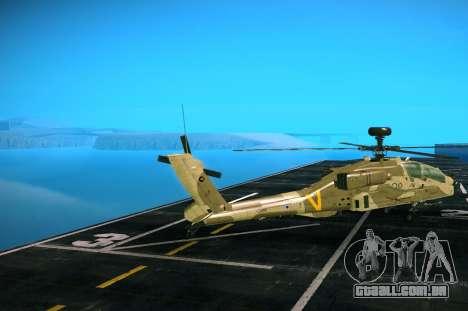 Light ENBSeries para GTA San Andreas sexta tela