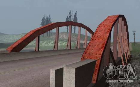 RoSA Project v1.3 Countryside para GTA San Andreas décima primeira imagem de tela