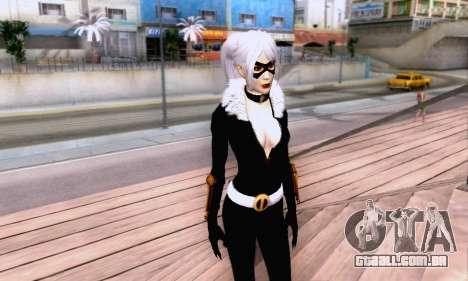 Mulher-gato para GTA San Andreas
