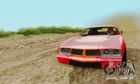 Imponte Phoenix из GTA 5 para GTA San Andreas